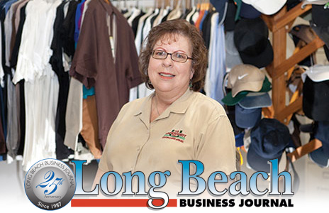 The Undershirt in the Long Beach Business Journal